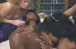 Extreme Young Interracial