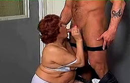 Maman suce son fils à fond