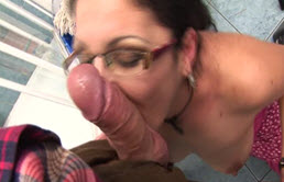 Sexe hard en vidéo avec un mature
