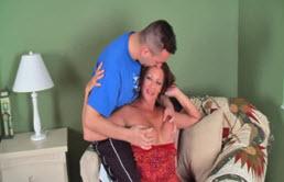 Massage spécial pour sa mère