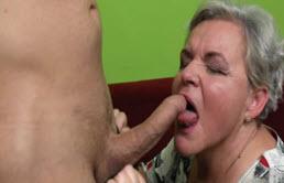 De l'amour pour le vagin de grand mère