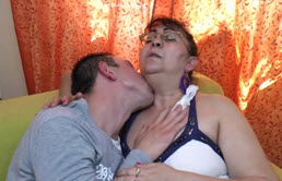 French kiss pour la tante